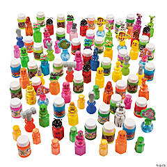 Mega Bubble Bottle Assortment