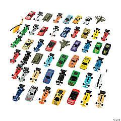 Mega Die Cast Car Assortment