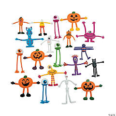 Mega Halloween Bendable Assortment