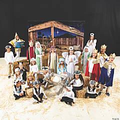 Mega Nativity Pageant Kit with Script