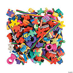 Mega Novelty Eraser Assortment