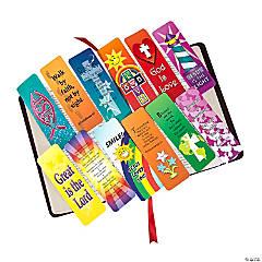 Mega Religious Bookmark Assortment