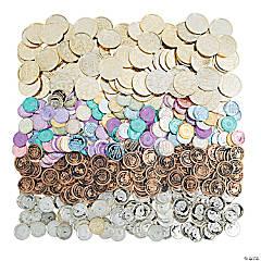 Mega Reward Coin Assortment