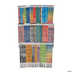 Mega School Pencil Assortment