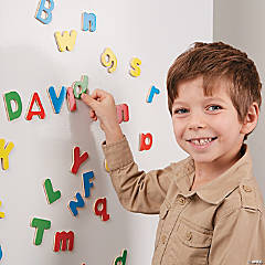 Melissa & Doug® Alphabet Magnets