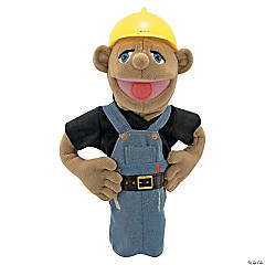 Melissa & Doug® Construction Worker Puppet