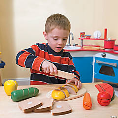 Melissa & Doug® Cutting Food Set