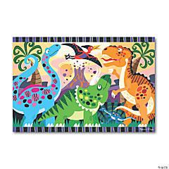 Melissa & Doug Dinosaur Dawn Floor Jigsaw Puzzle