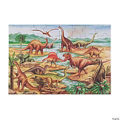 Melissa & Doug Dinosaurs Floor Jigsaw Puzzle