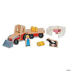 Melissa & Doug® Farm Tractor