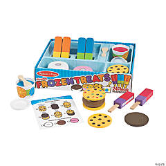 Melissa & Doug® Frozen Treats Play Set