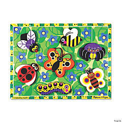 Melissa & Doug Insects Chunky Jigsaw Puzzle, 9