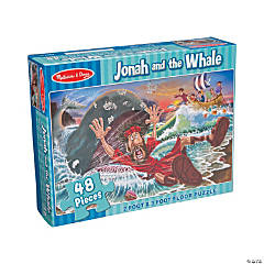 Melissa & Doug® Jonah & the Whale Puzzle