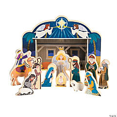 Melissa & Doug® Nativity Set