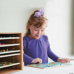 Melissa & Doug® Natural Wood Puzzle Case