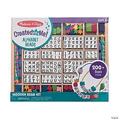Melissa & Doug® Alphabet Bead Set