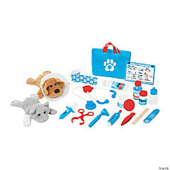 Melissa & Doug® Examine & Treat Pet Vet Playset