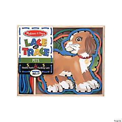 Melissa & Doug® Lace & Trace Pets