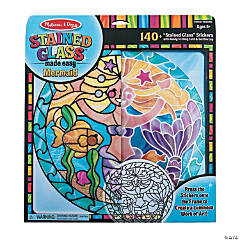 Melissa & Doug® Large Mermaid Suncatcher