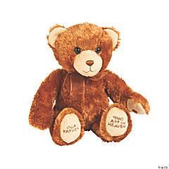 Melissa & Doug® The Lord's Prayer Talking Stuffed Bear