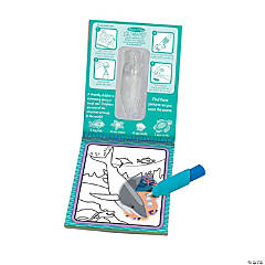 Melissa & Doug® Water Wow! Under the Sea Water Reveal Pad