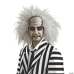 Men's Beetlejuice™ Wig