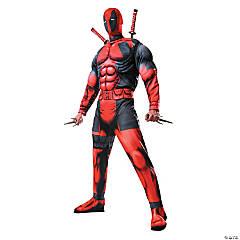 Men's Deadpool Halloween Costume