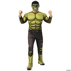 Men's Deluxe Avengers: Infinity War™ Hulk Costume - Extra Large