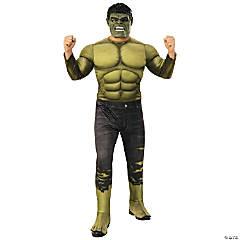 Men's Deluxe Avengers: Infinity War™ Hulk Costume - Standard