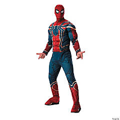 Men's Deluxe Avengers: Infinity War™ Iron Spider-Man Costume - Standard