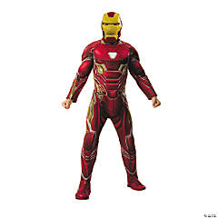 Men's Deluxe Avengers: Infinity War™ Iron Man Costume - Extra Large