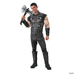 Men's Deluxe Avengers: Infinity War™ Thor Costume - Standard