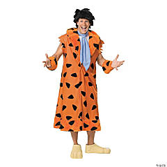 Men's Deluxe Fred Flintstone Costume - Extra Large