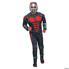 Men's Deluxe Muscle Chest Ant-Man™ Costume - Extra Large