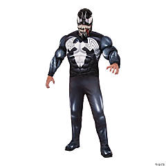 Men's Deluxe Venom Costume - Extra Large