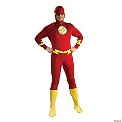 Men's Flash Costume - Large
