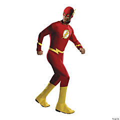 Men's Flash Costume - Medium
