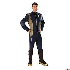 Men's Grand Heritage Star Trek: Discovery™ Commander Uniform Costume - Standard