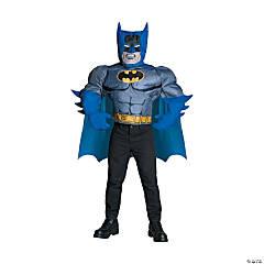 Men's Inflatable Batman Costume Top