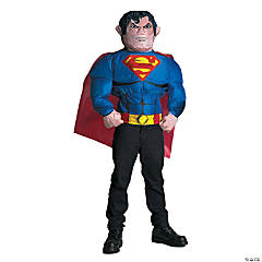 Men's Inflatable Superman Costume Top