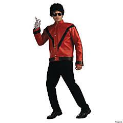 Men's Michael Jackson Thriller Jacket Costume - Large