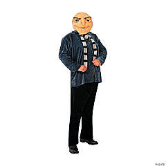 Men's Plus Size Gru Costume