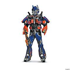 Men's Rental Quality Transformers™ Optimus Prime Costume - XL