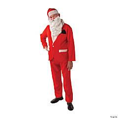 Men's Simply Suited Santa Costume - Medium