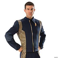 Men's Star Trek: Discovery™ Gold Command Uniform Costume - Standard
