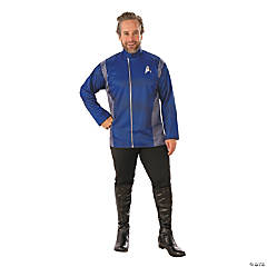 Men's Star Trek: Discovery™ Science Officer Uniform Costume Top - Standard