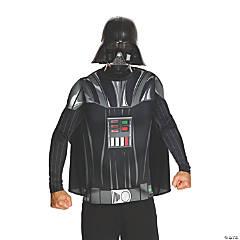 Men's Star Wars™ Darth Vader Top & Mask Costume - Large