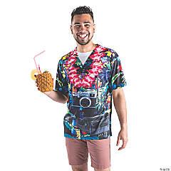 Men's Sublimation Instant Tourist Costume