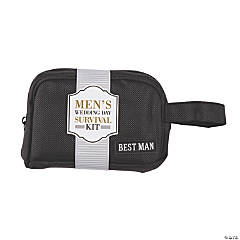 Men's Wedding Day Survival Kit