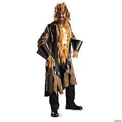 Men's Big Mad Wolf Costume